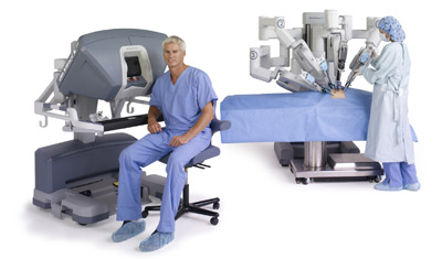 Single Site surgery with the da Vinci system